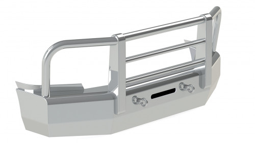 HERD Bumpers - HERD bumper CH03L2R-3BAR