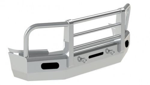 HERD Bumpers - HERD bumper GM06L2R-OEM-3BAR