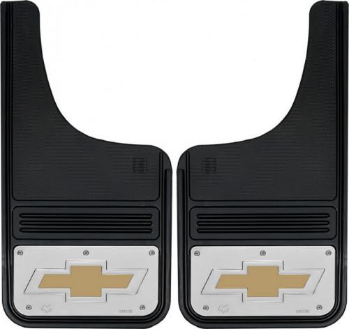 Truck Hardware - Truck Hardware Gatorback BOWTIE Mudflaps GB1223CUTBT-G