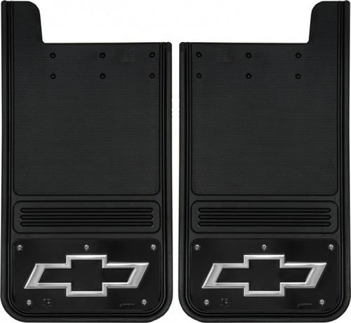 Truck Hardware - Truck Hardware Gatorback BOWTIE Mudflaps GB1223BT-FULL