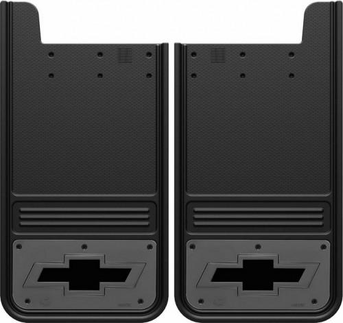 Truck Hardware - Truck Hardware Gatorback BOWTIE Mudflaps GM1223BT