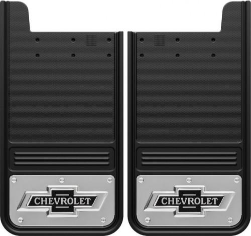 Truck Hardware - Truck Hardware Gatorback CLASSIC BOWTIE mudflaps GB1223C