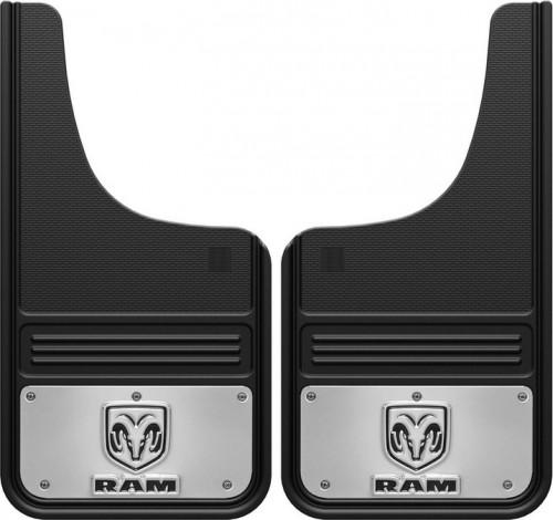 Truck Hardware - Truck Hardware Gatorback RAM mudflaps GB1223CUTRV