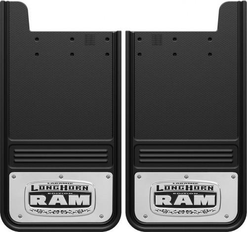 Truck Hardware - Truck Hardware Gatorback LONGHORN mudflaps GB1223L
