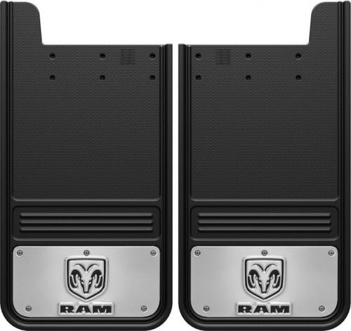 Truck Hardware - Truck Hardware Gatorback RAM mudflaps GB1223RV