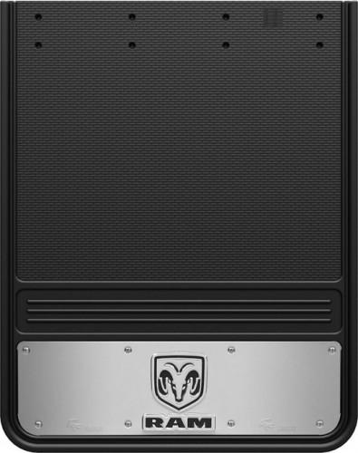 Truck Hardware - Truck Hardware Gatorback RAM mudflaps GB1924RV