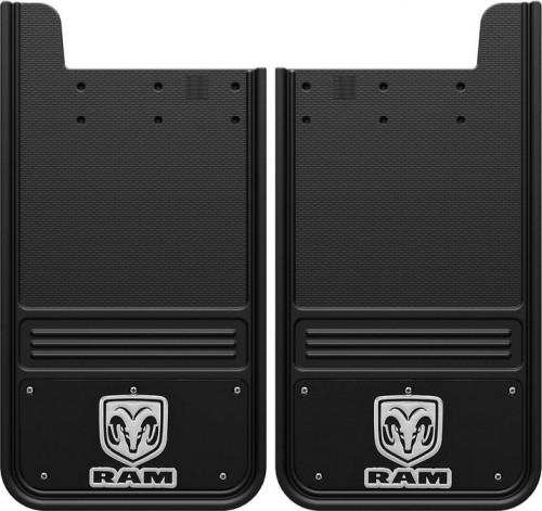 Truck Hardware - Truck Hardware Gatorback RAM mudflaps GB1223RV-FULL