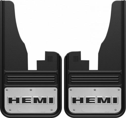 Truck Hardware - Truck Hardware Gatorback HEMI Mudflaps GB1223C09H