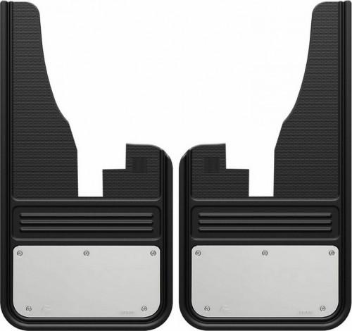 Truck Hardware - Truck Hardware Gatorback mudflaps GB1223C09SS
