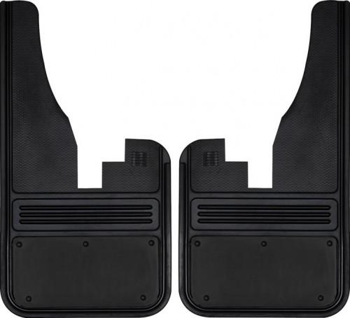Truck Hardware - Truck Hardware Gatorback mudflaps GB1223C09BK