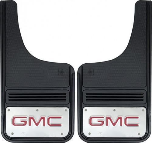 Truck Hardware - Truck Hardware Gatorback GMC Mudflaps GB1223CUTG-R