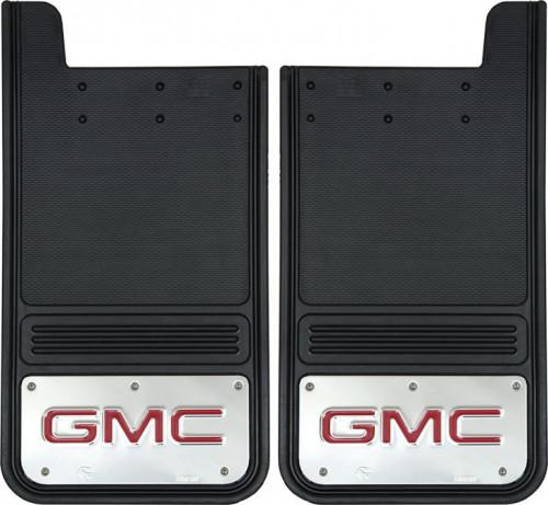 Truck Hardware - Truck Hardware Gatorback GMC mudflaps GB1223G-R