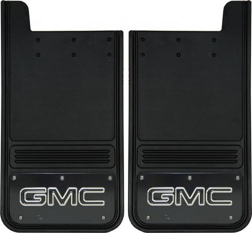 Truck Hardware - Truck Hardware Gatorback GMC Mudflaps GB1223G-FULL