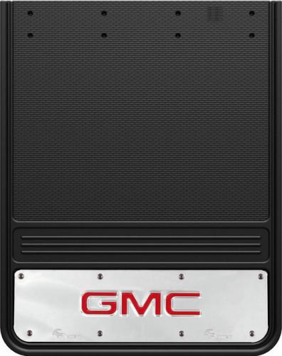 Truck Hardware - Truck Hardware Gatorback GMC Mudflaps GB1924G-R