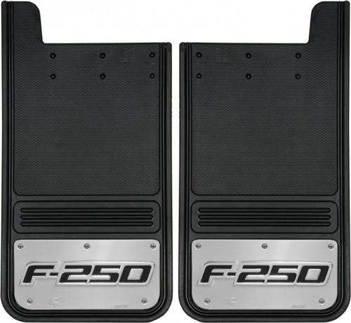 Truck Hardware - Truck Hardware Gatorback Ford F250 Mudflaps GB1223F250