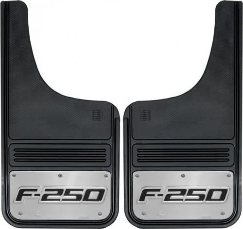 Truck Hardware - Truck Hardware Gatorback Ford F250 Mudflaps GB1223CUTF250