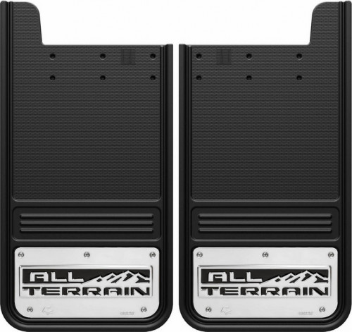 Truck Hardware - Truck Hardware Gatorback ALL TERRAIN Mudflaps GB1223A