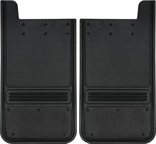 Truck Hardware - Truck Hardware Gatorback mudflaps GB1223BK