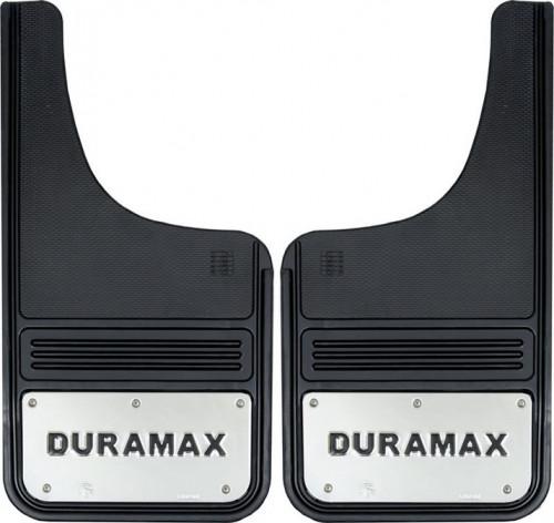 Truck Hardware - Truck Hardware Gatorback DURAMAX Mudflaps GB1223CUTDX