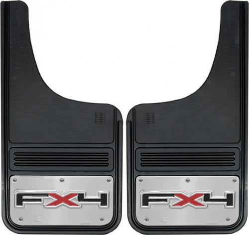 Truck Hardware - Truck Hardware Gatorback FX4 Mudflaps GB1223CUTFX4