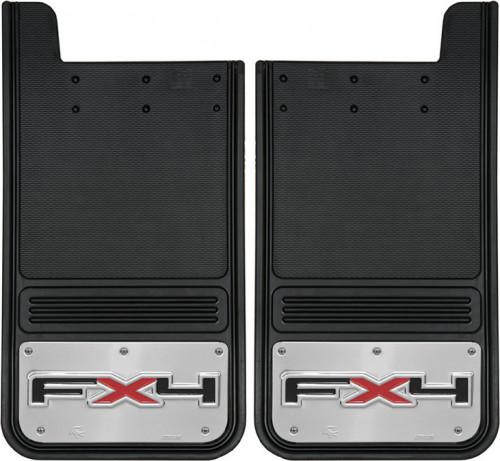 Truck Hardware - Truck Hardware Gatorback FX4 Mudflaps GB1223FX4