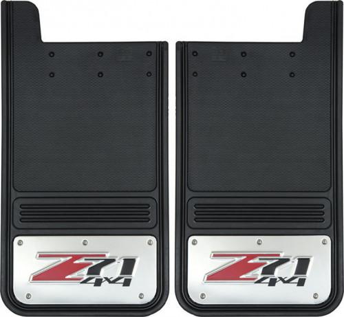 Truck Hardware - Truck Hardware Gatorback Z71 mudflaps GB1223Z71
