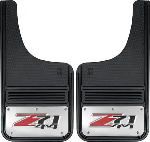 Truck Hardware - Truck Hardware Gatorback Z71 mudflaps GB1223CUTZ71