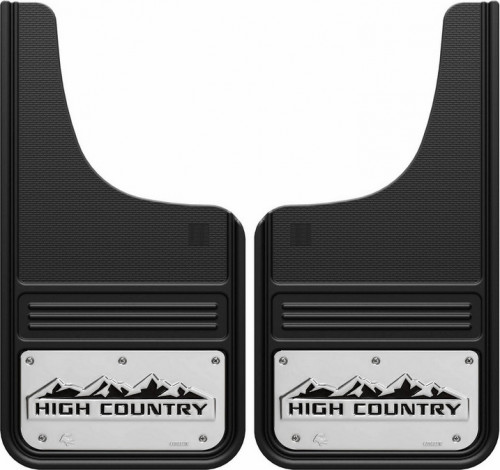 Truck Hardware - Truck Hardware Gatorback HIGH COUNTRY mudflaps GB1223CUTHCB