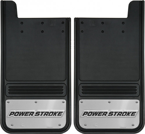 Truck Hardware - Truck Hardware Gatorback POWERSTROKE Mudflaps GB1223P