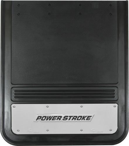 Truck Hardware - Truck Hardware Gatorback POWERSTROKE Mudflaps GB2124P