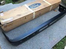 OEM Bumpers - 90-92 Ford Ranger Front Bumper F01002233