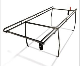 Weather Guard - Weather Guard WG-1245 Ladder Rack System, Short Bed