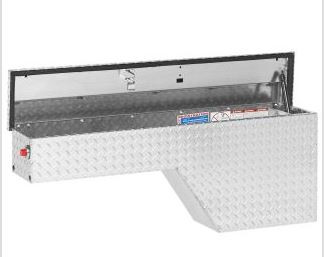 Weather Guard - Weather Guard WG-170-0-01 Pork Chop Box, Driver Side