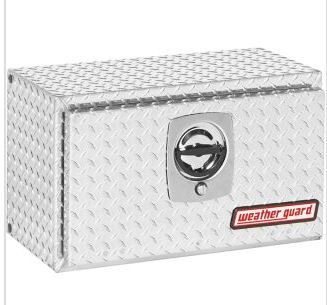 Weather Guard - Weather Guard WG-622-0-02 Underbed Box Compact