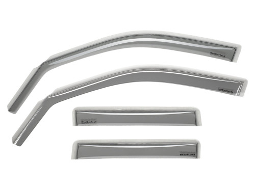 WeatherTech - WeatherTech 72405 Side Window Deflector