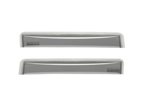 WeatherTech - WeatherTech 73370 Side Window Deflector