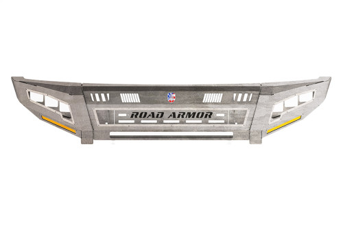 Road Armor - Road Armor 4164DF-A1-P3-MR-BH Identity Front Bumper Full Kit