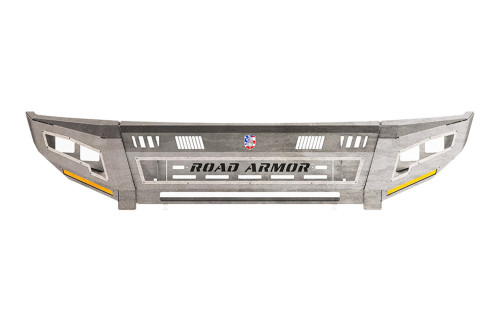 Road Armor - Road Armor 4162DF-A0-P2-MR-BH Identity Front Bumper Full Kit