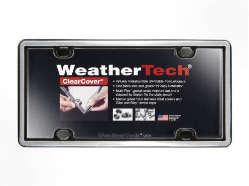 WeatherTech - WeatherTech 60027 ClearCover
