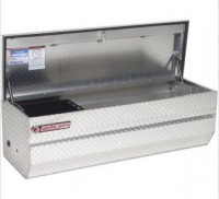 Weather Guard - Weather Guard WG-654-0-01 All Purpose Chest, Aluminum, Compact - Image 2